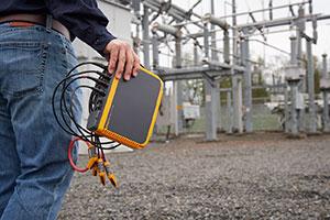 Регистраторы качества электроэнергии серии1740
