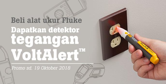 Beli alat ukur Fluke Dapatkan detektor tegangan VoltAlert