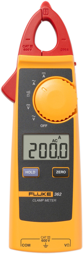 Fluke 362 True-Rms AC DC Clamp Meter