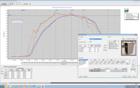 DATAPAQ Insight software image